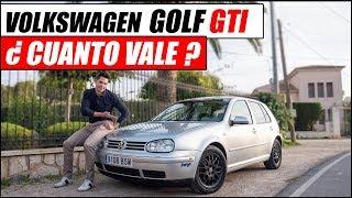 ¿ CUÁNTO VALE TENER UN VOLKSWAGEN GOLF GTI MK4 ? | Supercars of Mike
