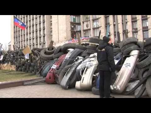 Ukraine Offers Autonomy to Eastern Pro Russian Protester Regions