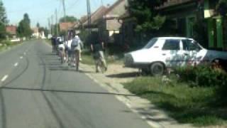 Biciklitúra az önrendelkezés népszerűsítéséért Thumbnail