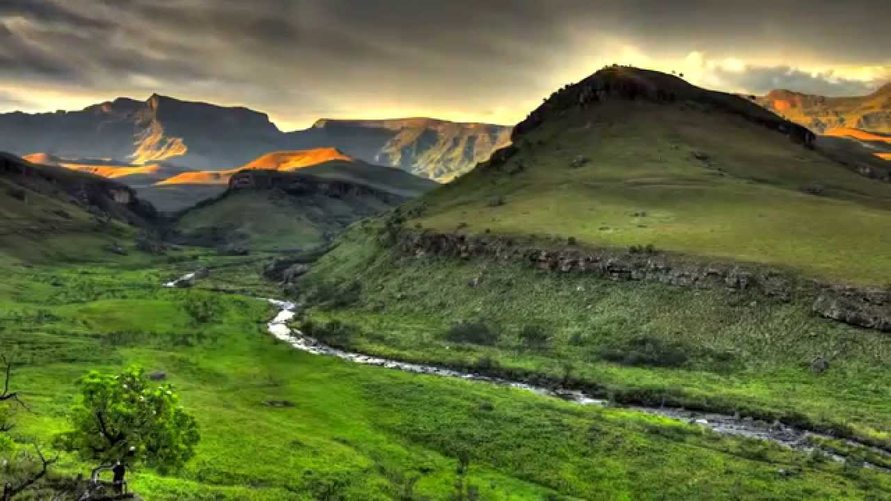 beauty of africa - landscapes