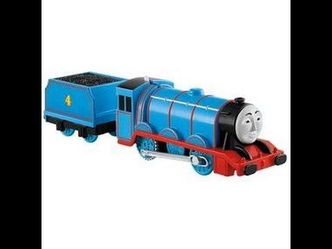 Thomas Y Sus Amigos Tren Gordon Trackmaster Motorizado Juguete ...
