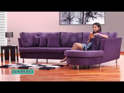 Damro Biggest Sofa Set Manufacturer & Supplier in Bangalore