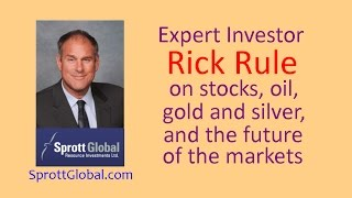 Rick Rule on stocks, oil, gold and silver, and the future of the markets //