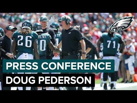 Head Coach Doug Pederson Discusses Loss To Tampa Bay | Eagles Press Conference