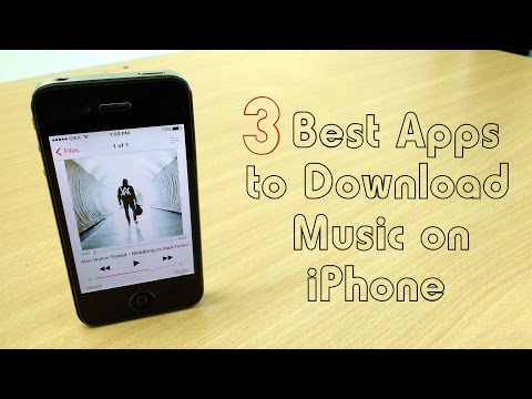 3 Best Apps to Download UNLIMITED Free Music on iPhone,iPad,iPod | Working !! #1