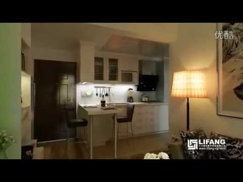 Residential Interior Design 3D Walk Through Architectural Visualization for Real Estate Marketing