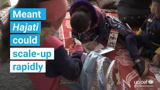 COVID-19: How UNICEF is getting cash to those who need it fast in Jordan