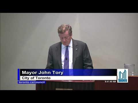 Toronto Mayor Vows to Pursue Gun Reform in City