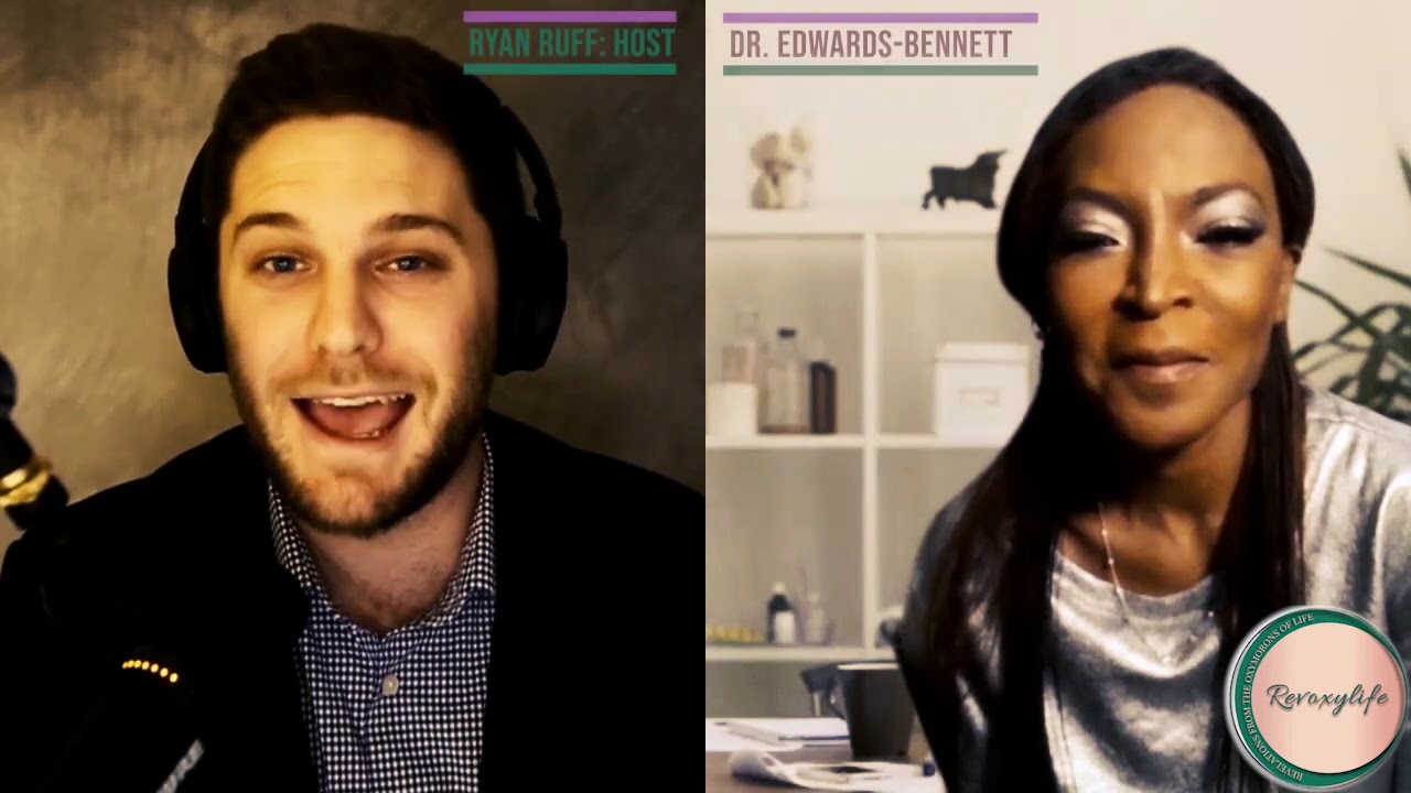 """Dr. EB's Interview with Ryan Ruff on """"Beyond the Book,"""" Part 1 of 8"""