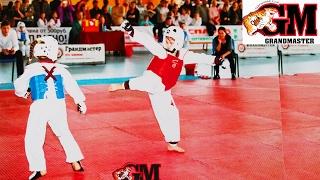 ТХЭКВОНДО ДЕТИ! ЛИЗА НА ПЕРВЫХ СОРЕВНОВАНИЯХ ПО ТХЭКВОНДО! Первая победа Taekwondo kids LIZA FRIEND