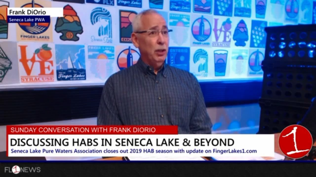 Reflecting on HAB season on Seneca Lake .::. Sunday Conversation 10/6/19
