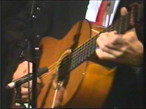 Gitarkameratene - Halvdan Sivertsen - Frihet - Tromsø 1989