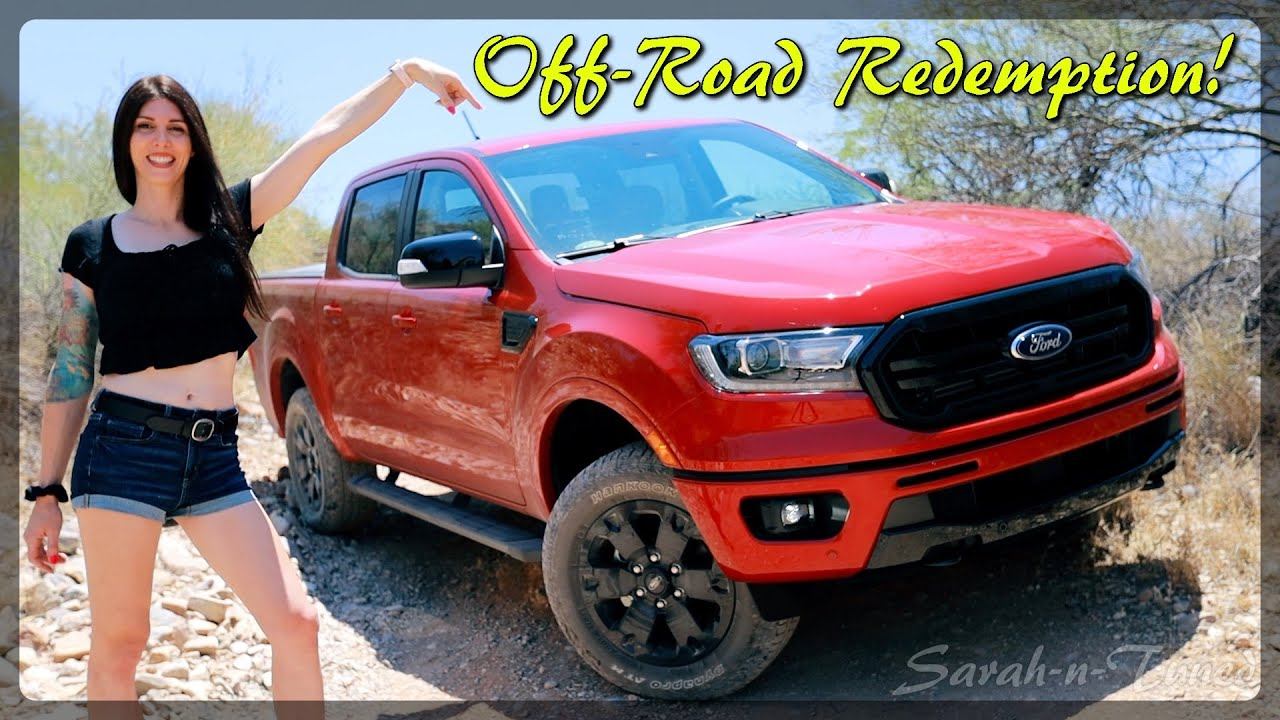 This Is A Deceptively QUICK Truck! // 2020 Ford Ranger Off-Road Review