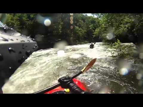 Kayaking Savage River (Summer 2014 Release)