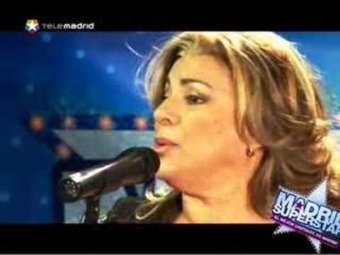 Carmen Carrasco en Madrid Superstar