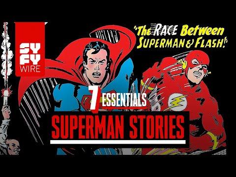 7 Essential Superman Stories | SYFY WIRE
