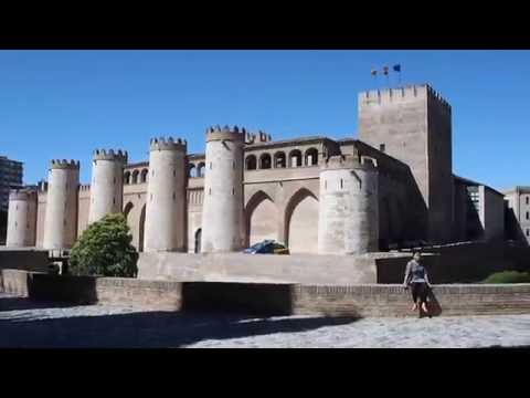ALJAFERÍA PALACE ZARAGOZA SPAIN 2016