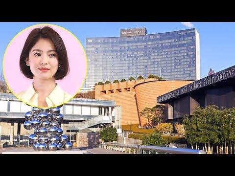Choa'ng Với Căn Hộ Mà Song Hye Kyo Thuê Sau Khi L,y H,ôn Với Song Joong Ki - TIN TỨC 24H TV