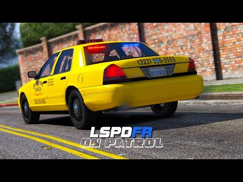 LSPDFR - Day 81 - Undercover Taxi Bait Car