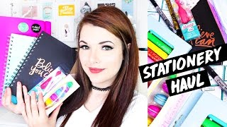 STATIONERY HAUL 2016 | Cherry Wallis