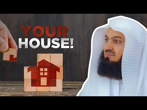 YOUR HOUSE! BUILD IT? BUY IT? RENT IT? - MUFTI MENK