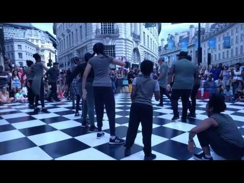 Big Dance Bus Regent Street