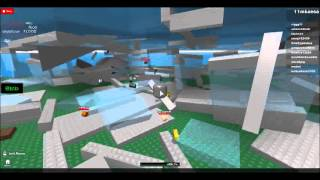 ROBLOX GAMES: Natural disaster survival Extras 2