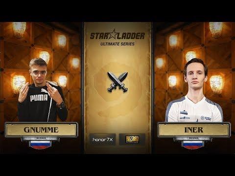 Gnumme vs Iner, StarLadder Hearthstone Ultimate Series