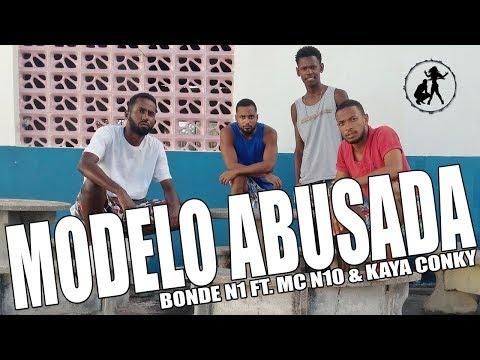 Modelo Abusada - Bonde N1 Feat MC N10 & Kaya Conky  Teile e Zaga - Coreografia