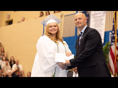 Gallia Academy High School Class Of 2019 Graduation