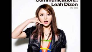Thank you as performed Leah Dizon by from her Album Communication!!...