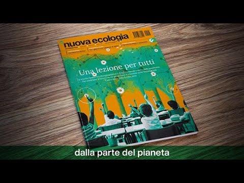 La Nuova Ecologia, il numero di settembre 2020