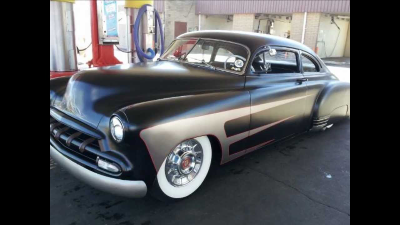 Introducing Black Jack  1952 Chevy Coupe 2 door  YouTube
