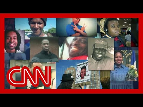 A history of outrage over police killings of black people in America