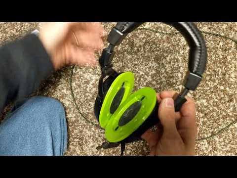 HOW TO REMOVE AND REPLACE THE EAR PADS FOR A TURTLE BEACH HEADSET