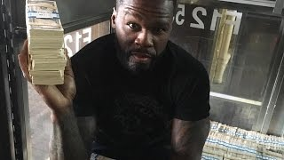 50 Cent Reveals How Much Money He