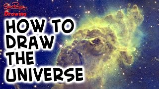 How to draw the whole universe in 52 seconds!