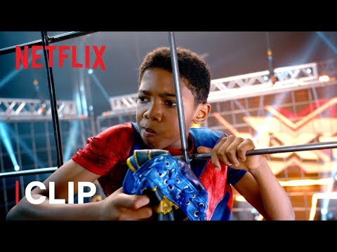 WWE Championship Match 🤼♂️ The Main Event   Netflix Futures