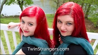 I found my Doppelgänger on Amazon - Twin Strangers streaming