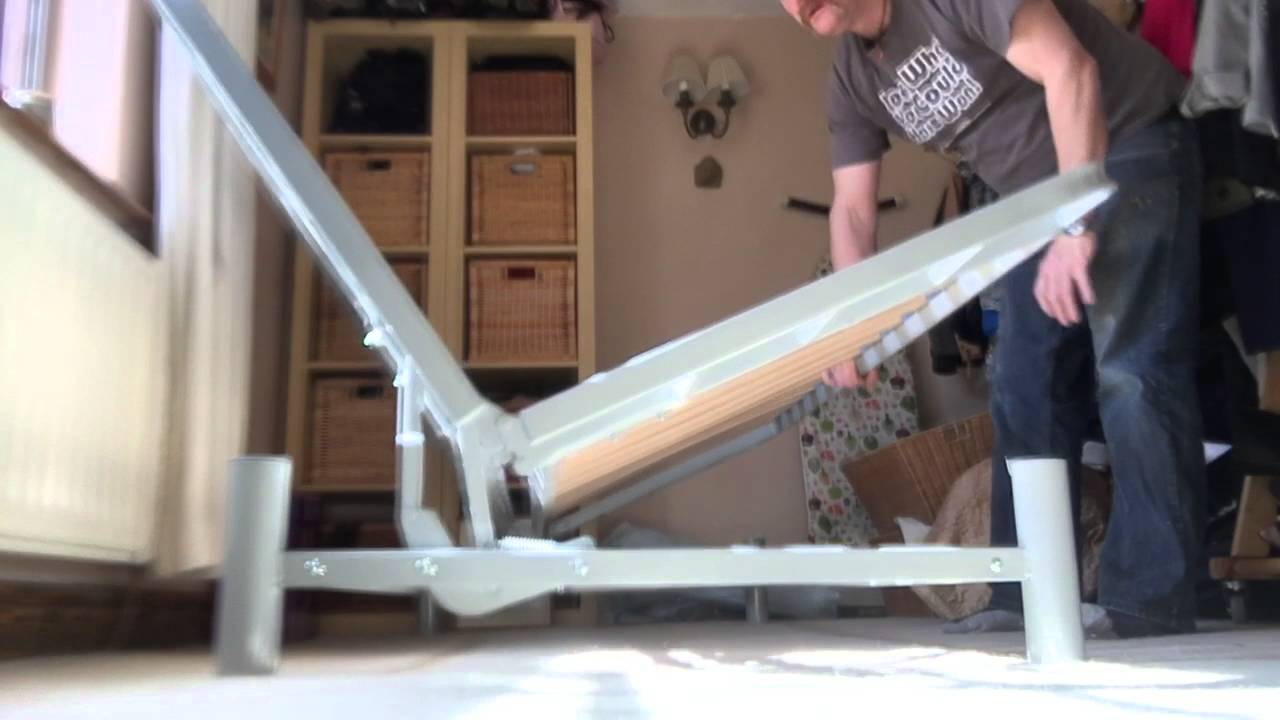 ikea beddinge lÖvÅs sofa bed futon mechanism - youtube