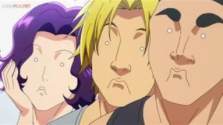 momentos divertidos del anime Grand Blue