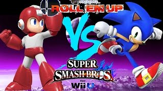 Roll Em Up | Zucco (Megaman) vs 6WX ( Sonic)