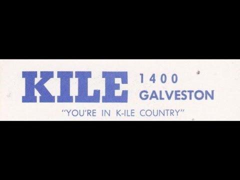 KILE Radio Galveston - Tom Nathan (1966)