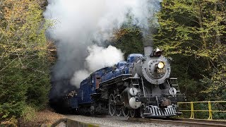 Foliage Trips with Reading & Northern 425