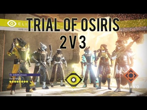 Trial of osiris no matchmaking