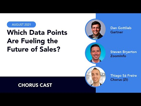 Which Data Points Are Fueling the Future of Sales?