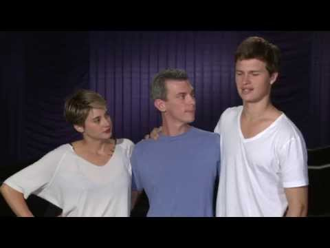 The Fault In Our Stars: Shailene Woodley, Josh Boone & Ansel Elgort Atlanta  Movie Event