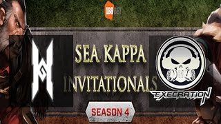 High Ground vs Execration Game 2 - Group Stage bo2 - SEA Kappa Invitational 4