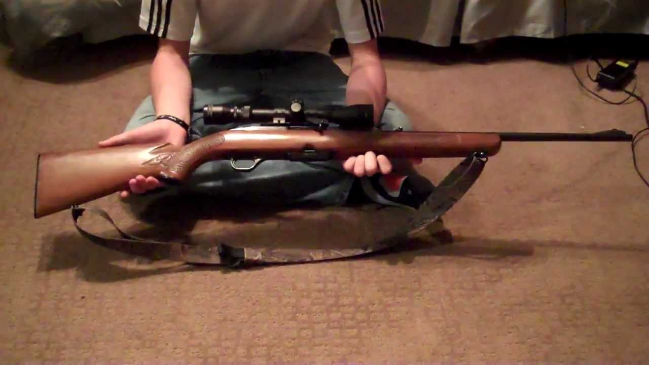 winchester model 100 308 review youtube