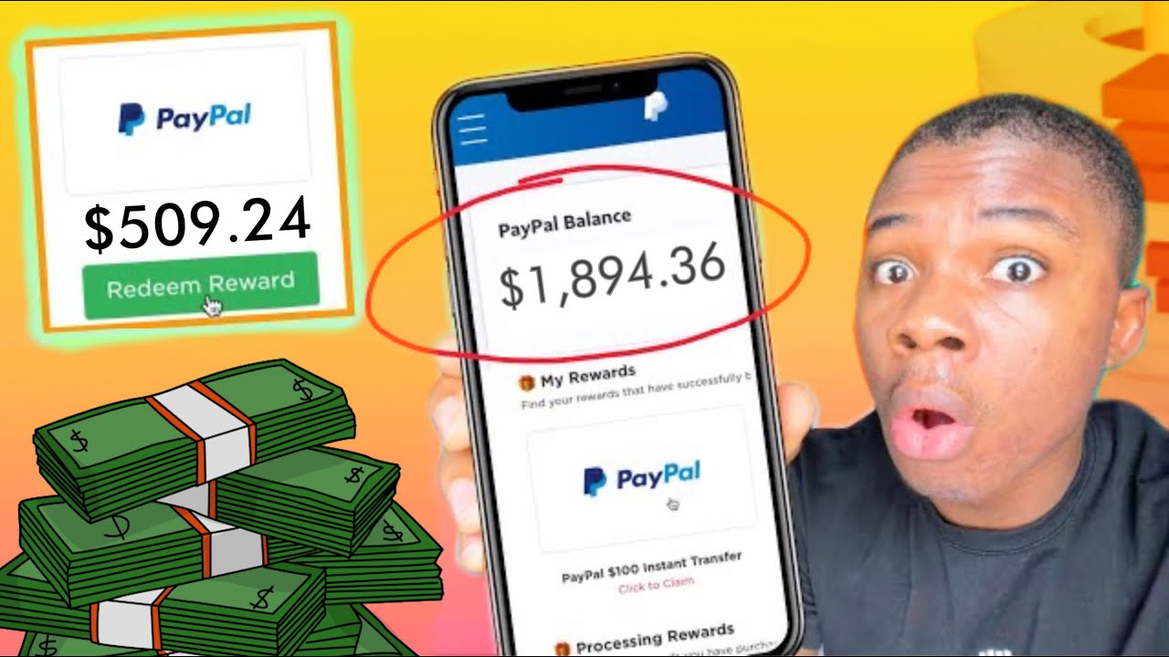 NEW Website Pays You $1,800 Weekly For Free! (Make Money Online 2021)